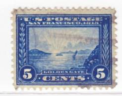 U.S. 399  V F  (o) - Used Stamps