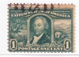 U.S. 323   (o) - Used Stamps