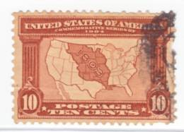 U.S. 327  Fault   (o) - Used Stamps