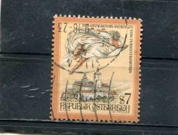 AUSTRIA. 1997. SCOTT 1718. THE CRUEL LADY OF FORCHTENSTEIN CASTLE, BURGENLAND - 1991-00 Used