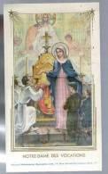 Image Pieuse Religieuse Holy Card - Notre Dame Des Vocations - Ed Procure Missionnaire De L'Assomption - Devotieprenten