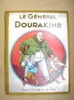 Liv105. Le Générale Dourakine Par La Comtesse De Ségur. Illustration De Le Rallic. 1935 - Books, Magazines, Comics