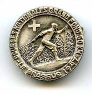 302 - COURSES INTERNATIONALES GRAND FOND 50 KM - LE BRASSUS 1947 - SUISSE - SKI - Wintersport
