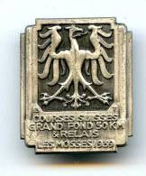 302 - COURSES SUISSES GRAND FOND 50 KM ET RELAIS - LES MOSSES 1939 - SKI - Wintersport