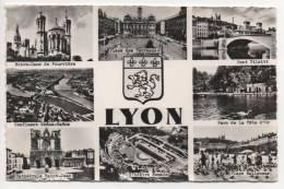 - LYON (Rhône) - Paysages Lyonnais. - Multivues - - Lyon