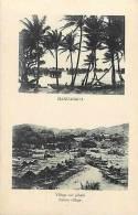 Oceanie- Ref 81- Papouasie Nouvelle Guinée -hanuabada     -carte Bon Etat - - Papua Nuova Guinea