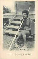 Oceanie- Ref 79- Papouasie Nouvelle Guinée - Ononghe  - Un Aveugle  -carte Bon Etat - - Papua Nuova Guinea