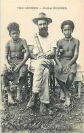 Oceanie- Ref 77- Papouasie Nouvelle Guinée - Frere Georges   -carte Bon Etat - - Papua Nuova Guinea