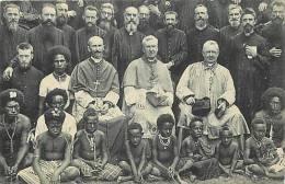 Oceanie- Ref 72- Papouasie Nouvelle Guinée - Yule -jubilé Episcopal De Mgr De Boismenu  -carte Bon Etat - - Papua Nuova Guinea