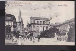 C10  /    Zeppelin /  Bonn 1912 - Dirigibili