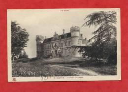 * MIRADOUX-Château De Fieux - France