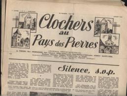 """24...DORDOGNE..THENON..ST     ORSE..AJAT..GABILLOU..JOU   RNAUX..""""CLOCHERS   AU PAYS DES PIERRES""""..N°5...‹(•¿•)› - 1950 - Heute"""