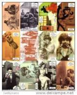 *ITALIA: LA STORIA DEL TELEFONO* - Serie Completa Usata - Pubbliche Speciali O Commemorative