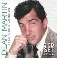 Dean MARTIN - I Feel A Song Coming On - 2 CD - K-TEL - Musik & Instrumente
