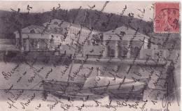 Saint Mandrier - ** Pas Cpouante**l'Hôpital - 1905- Ed Bougault N°704- - Saint-Mandrier-sur-Mer