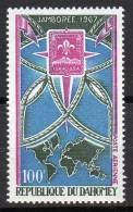 N° 64 PA  - Neuf**- Scouts- DAHOMEY - Scouting