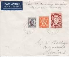 Luchtpost België - Airmail