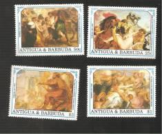 - 2688 AK - Nr 1309/12 - Antigua Et Barbuda (1981-...)
