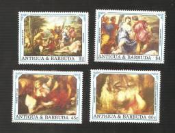 - 2692 A -  Nrs 1313/16 - Antigua Et Barbuda (1981-...)