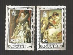 - 2711 A -  Nrs 278/279 En 281 - Anguilla (1968-...)