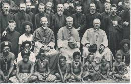 Carte Postale Ancienne, Papouasie ( Nouvelle Guinée), Missionnaires Du Sacré Coeur D'Issoudun - Papouasie-Nouvelle-Guinée