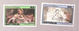 - 2735 A -  Nrs 417/18 - Antigua Et Barbuda (1981-...)