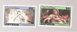 - 2736 A -  Nrs 516/17 - Antigua Et Barbuda (1981-...)
