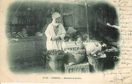 Algérie  BISKRA  Marchand Arabe - Biskra