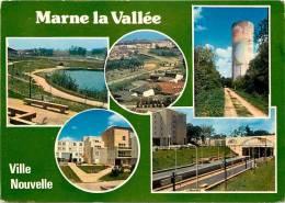 MARNE LA VALLEE CARTE MULTIVUES - Autres Communes