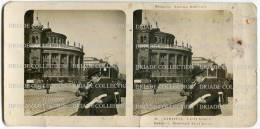 FOTOGRAFIA STEROSCOPICA BUDAPEST UNGHERIA - Stereoscopi
