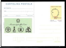 ITALIE - EP CP ALIMENTATION NEUVE - 6. 1946-.. Republic
