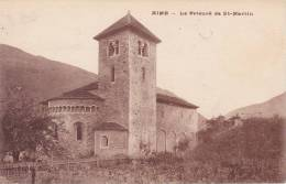 AIME 73, LE PRIEURE DE SAINT MARTIN - Sonstige Gemeinden