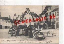 03 - CUSSET  VICHY - LE MARCHE  FOIRE - BELLE CARTE PRECURSEUR