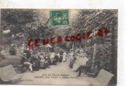 03 - CUSSET -   PARC DES SOURCES ANDREAU - L´ ALLEE CENTRALE