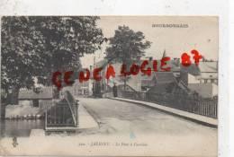 03 -  JALIGNY - LE PONT A L´ ARRIVEE - HOTEL DE FRANCE