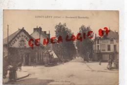 03 -   LURCY LEVY - BOULEVARD GAMBETTA -  CAFE DU CHALET