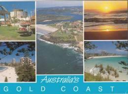BR28175 Gold Coast  Multi Ciews    2  Scans - Gold Coast
