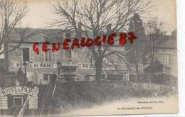 03 -  SAINT GERMAIN DES FOSSES -  HOTEL DU PARC - FORICHON