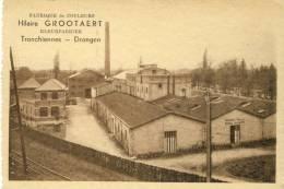Drongen - Kleurfabriek Hilaire Grootaert - 2 ( Verso Zien ) - Gent