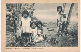 PHILIPPINES - MISSIONS DE SCHEUT -  Fillettes Igorotes - Philippines