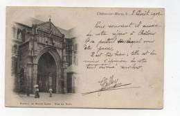 CPA 51 : CHALONS Sur MARNE  Carte Précurseur De Notre Dame  1902   A VOIR !!!! - Châlons-sur-Marne
