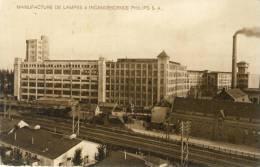 Eindhoven - Manufacture De Lampes à Incandescente PHILIPS S.A. ( Verso Zien ) - Eindhoven