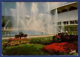 56 LORIENT Fontaines Du Palais Des Congrès ; Fleurs - Lorient