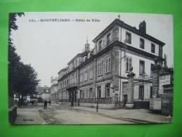 Montbeliard Hotel De Ville Editeur Pelot 781-pub Belle Jardiniere - Montbéliard