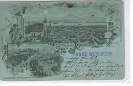"""AUSTRIA Postcard """"Gruss Aus Krems S/Donau 1899 - Non Classés"""