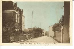 CPA  NERE, Route De Matha, Mairie  5612 - Altri Comuni