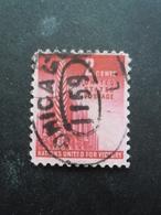 ETATS-UNIS N°473 Oblitéré - Etats-Unis