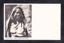 I1-63 TRIPOLITANIA TIPO DI BELLAZZA GADAMSINA - Libye