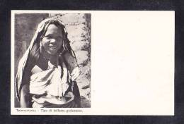 I1-63 TRIPOLITANIA TIPO DI BELLAZZA GADAMSINA - Libya