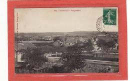 ECUELLES (71) / Vue Générale - France
